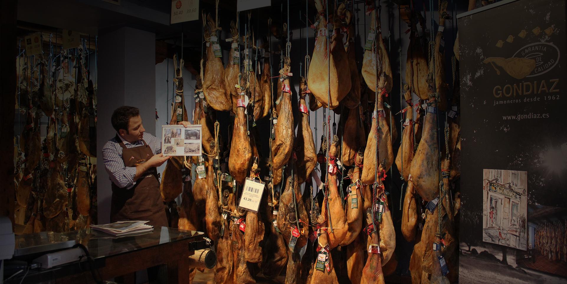 ¿Qué sabes del jamón de bellota ibérico?