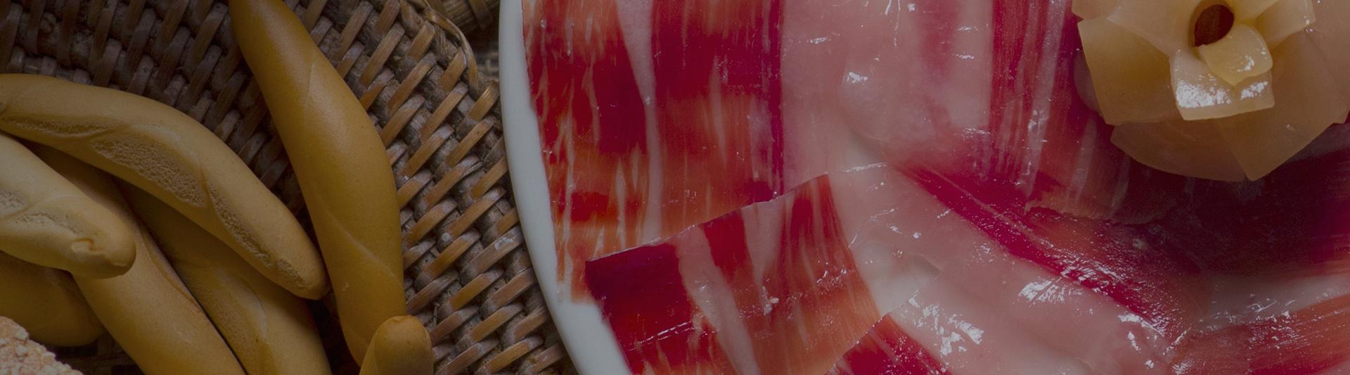jamón de bellota 100% ibérico bueno para tu salud